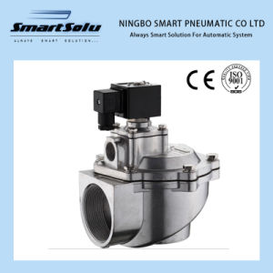 Solenoid Pulse Valve in Industrial Power Station Boiler pictures & photos