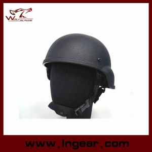 Mich 2000 Replica Light Weight ABS Plastic Helmet for Outdoor Activities Airsoft Helmet pictures & photos
