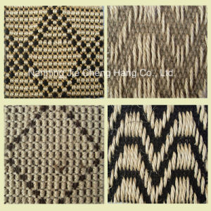Sisal Carpet of Various Pattern for Halls, Restaurant, Hotels