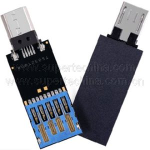 Smartphone OTG UDP USB3.0 Flash Drive Chip (S1A-9201C) pictures & photos