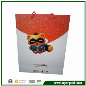 Popular Promotional Paper Bag with Cartoon Patterns pictures & photos
