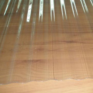 Corrugated Polycarbonate Sheet for Roof as Sunshine Covering