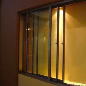 Tope Quality and Resonable Price 3 Track Sliding Window pictures & photos
