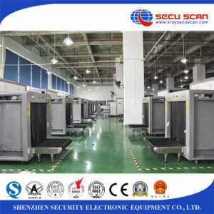 Secuscan X-ray Screening System Equipment for Security System pictures & photos