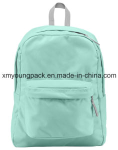 Fashion Design 600d Polyester School Bag Backpack pictures & photos