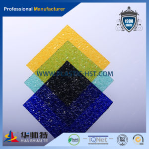 Diamond Style PC Embossed Sheet pictures & photos