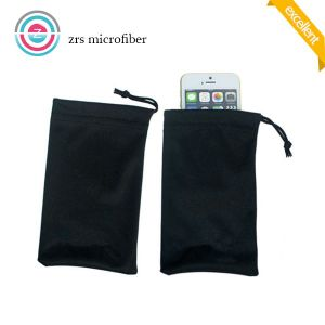 Print Cheap Promotional Microfiber Soft Sunglass Pouch pictures & photos