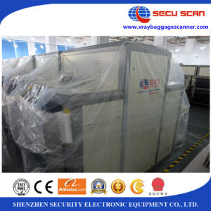 Secu Scan 1000*800mm X-ray Cargo Scanning Machine for Airport, Customs, Railway pictures & photos