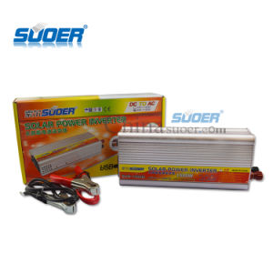 Solar Power Inverter 1500W Auto Power Inverter 24V to 220V for Home Use with Low Price (SUB-1500B) pictures & photos