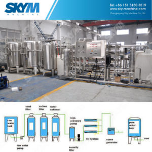 Reverse Osmosis Water Treatment Plant/Equipment pictures & photos