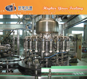 15000bph Glass Bottle Hot Filling Machine pictures & photos