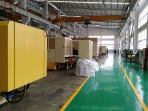 Pet Bottle Preform Injection Molding Machine pictures & photos