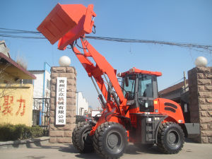 Manufacture Huizhong 2t Front Loader Zl20 with EPA Cummins pictures & photos