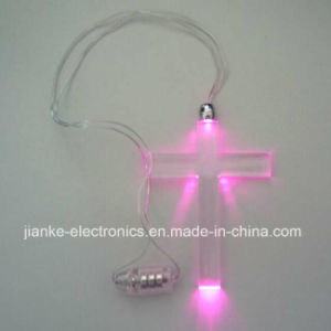 Party Gift Various Shape LED Pendants with Logo Print (2001) pictures & photos