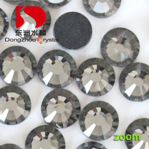 DMC Crystal Grey Hot Fix Rhinestone for Beads Wholesale pictures & photos