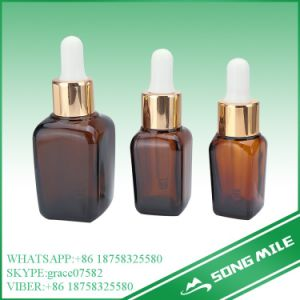 10ml Amber Glass Essential Oil Bottle for Cosmetic pictures & photos