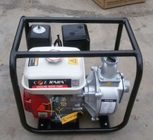 Gasoline Water Pump Kaka Brand pictures & photos