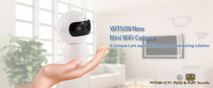 CCTV Multi Angle 960p HD Wireless WiFi Smart IP Network Camera pictures & photos