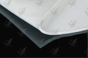 Temperature Resistance Silicone Rubber Coated Fiber Glass Fabric pictures & photos