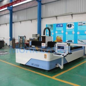 Full Enclosed CNC Fiber Laser Cutting Machine pictures & photos