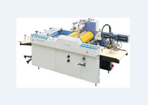Fully Automatic Embossing Laminating Machine /Laminator SA-540y pictures & photos