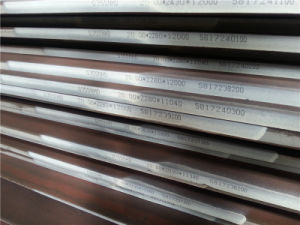 Q235B Steel Sheet/GB/T 19879-2005 pictures & photos