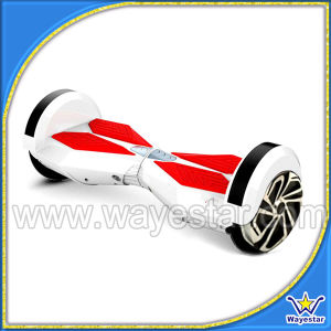 Self-Balancing Electric Scooter 6.5inch with LED Flash Light W06b