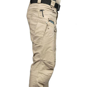 Military Training Combat Tactical Men Sport Cargo IX7 Pants Army pictures & photos