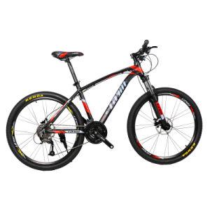 "26""/27.5"" Hydraulic Disc Brake Aluminium Alloy Mountain Bike 27-Speed pictures & photos"