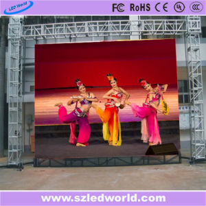 P6 Outdoor Rental LED Screen Manufacture (CE RoHS FCC CCC) pictures & photos