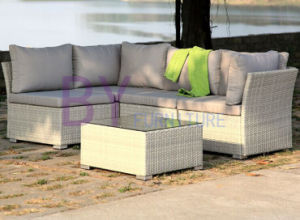by-438 New Chinese Style Furniture Outdoor Rattan Sofa pictures & photos
