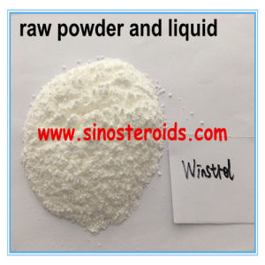 99% Purity Oral Steroid Powder Winstrol Stanazol for Muscle Building pictures & photos