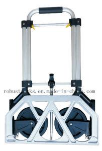 Foldable Aluminium Hand Truck (HT022) pictures & photos