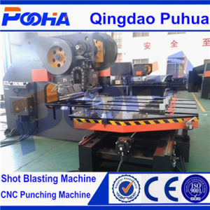 Customized Steel Screen Mesh Hole CNC Punching Machine pictures & photos