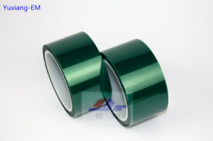 Polyester Electrical Insulation Adhesive Tape (Green)