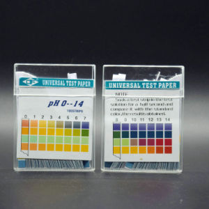 Universal pH Test Paper for Testing pictures & photos