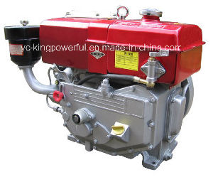 Jdde Brand Diesel Engine Water Cooled R180 pictures & photos