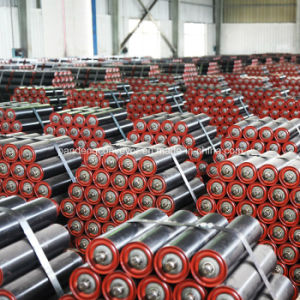 Carbon Steel Conveyor Roller for Pipe Conveyor pictures & photos