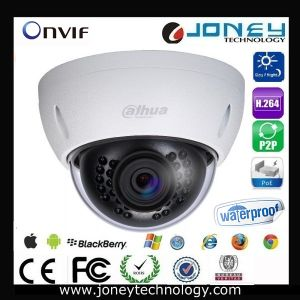 HD Network IR IP Mini Dome Camera 1.3MP Vandalproof IR Dome Mini IP Camera Poe 30m Night Vision pictures & photos