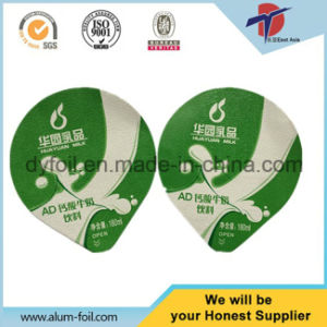 Printed Food Packaging Aluminium Foil pictures & photos
