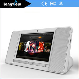 7 Inch Android Tablet with WiFi Bluetooth OTG 1GB 8GB A33 Quad Core Intelligent Speaker pictures & photos