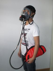 Full Mask 2L / 3L Cylinder Breathing Apparatus Eebd pictures & photos