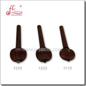 High Quality Rosewood and Boxwood Cello Pegs (1233, 1223, 1113) pictures & photos