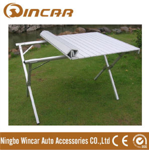 Aluminum Portable Folding Table with Powder Coated pictures & photos
