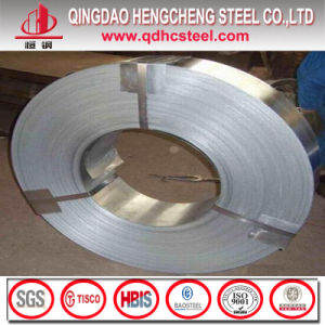Z100 Cold Rolled Galvanized Gi Steel Strip pictures & photos
