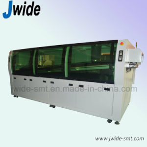 Mini Type Wave Solder Machine for Tht Assembly Line pictures & photos