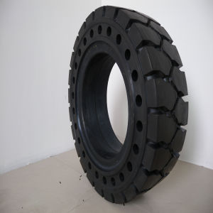 Manufacturer Forklift Solid Tire, Factory Solid Tire 12.00-20 pictures & photos