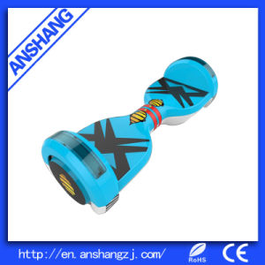 Funky Wheel 4.5 Inch Two Wheel Smart Balance Scooter A2 pictures & photos