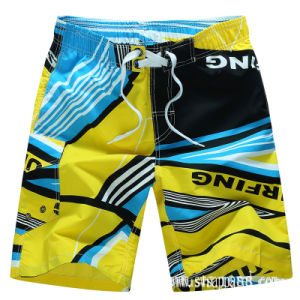 Wholesale Men′s Swimming Shorts Surf Board Shorts pictures & photos