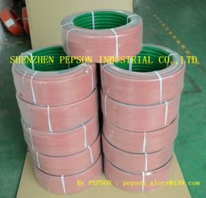 PU Belt with Rubber Supergrip /Honeycomb Belt pictures & photos